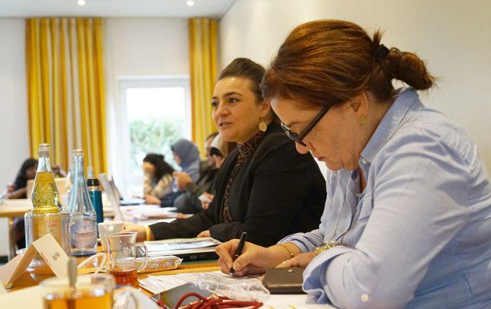 Kompaktkurs Vereinsbuchhaltung für Frauenvereine erfolgreich umgesetzt