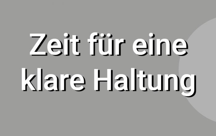 #Hanau – Wo wir stehen