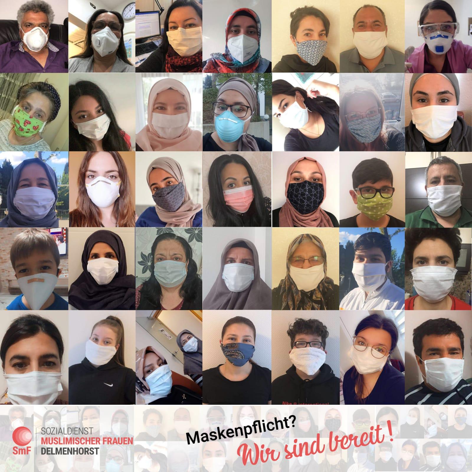 Maskenpflicht in Niedersachsen