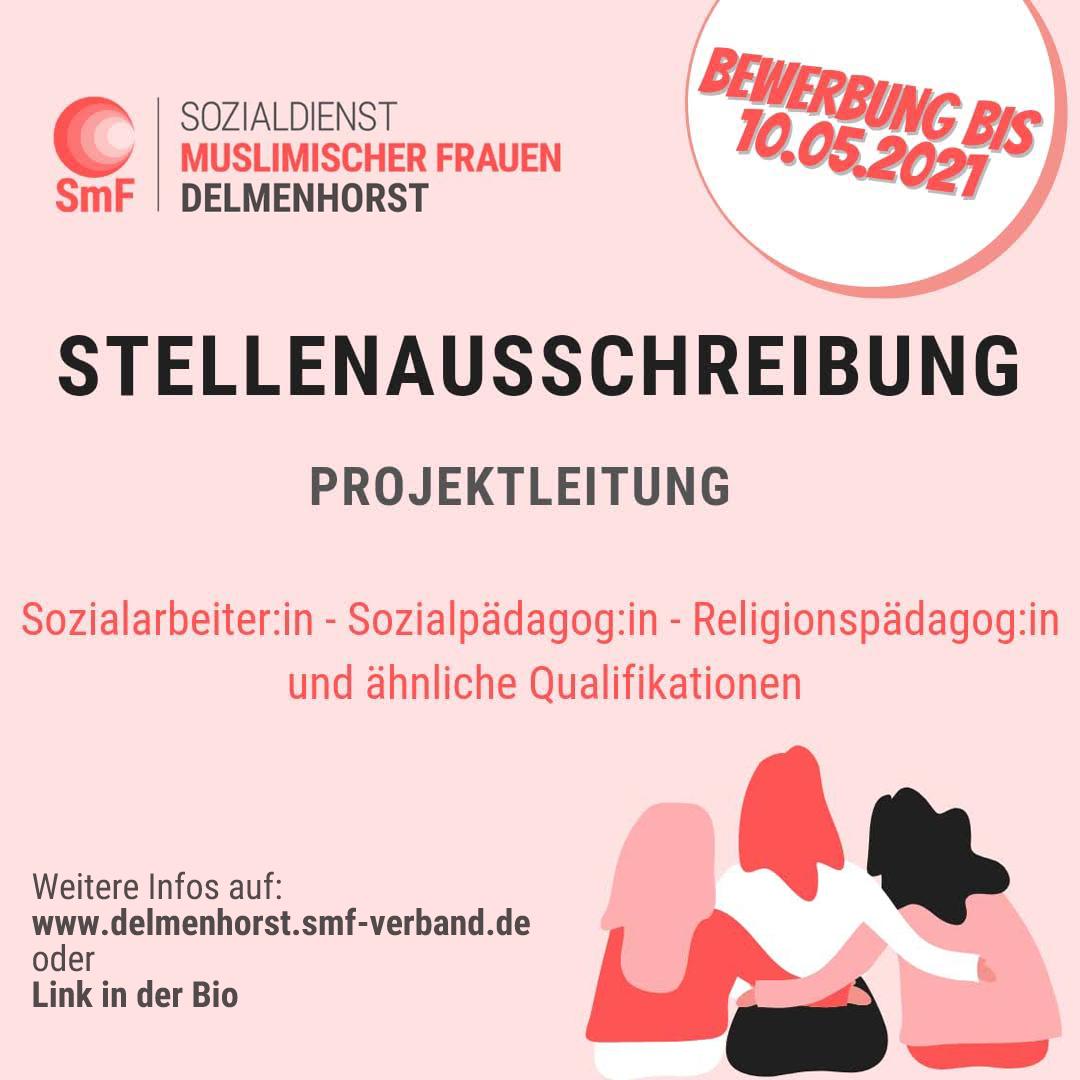 Stellenausschreibung: Projektleitung Standort Delmenhorst